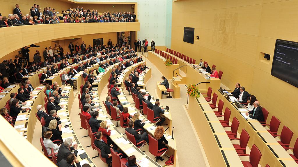 Bayern Landtag
